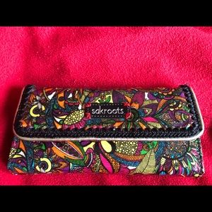 Sakroots Trifold Wallet NWT
